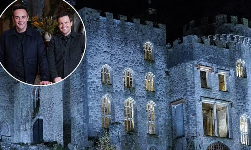 I'm A Celeb bosses 'set to secure Gwrych Castle for a third year'