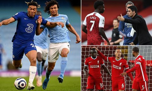 EIGHT THINGS WE LEARNED from the Premier League