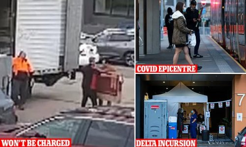 Cops WON'T charge Sydney removalists who brought Covid to Melbourne