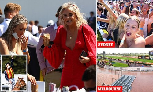 Punters flock to Royal Randwick for TAB Everest carnival