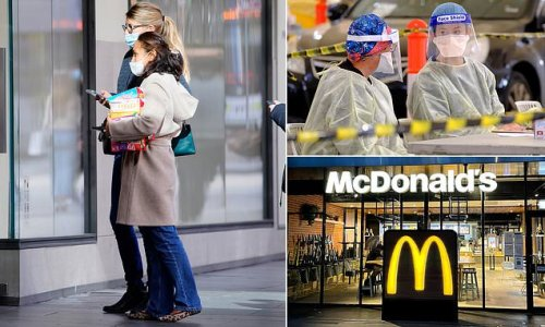 Mcdonald's closed due to Covid scare amid mystery case discovery