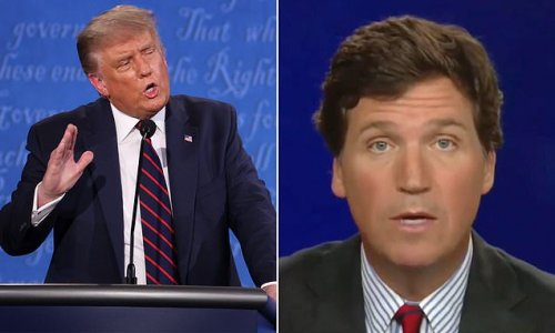REVEALED: Tucker Carlson sent a call from Trump to voice mail
