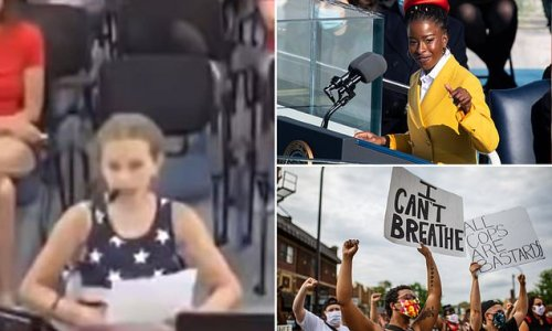 Minnesota girl slams school for BLM poster after 'no politics' vow