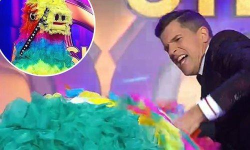 Piñata on The Masked Singer Australia is REVEALED