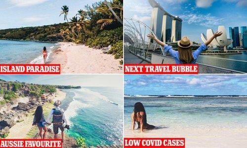 Experts list the next travel bubble destinations for Australia