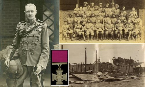 Victoria Cross won by Hero of Manipur set to fetch £400,000 at auction