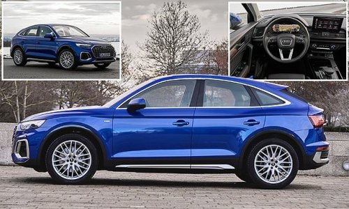 Does Audi's Q5 Sportback have style and substance? Our first drive