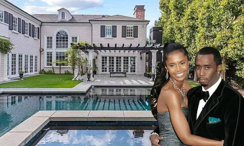 P Diddy puts home of late ex Kim Porter on the market for $7M