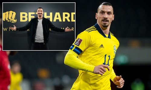 Ibrahimovic 'facing three-year ban due to betting company investment'