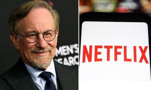 Steven Spielberg signs a deal with Netflix