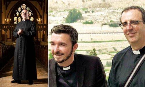 SEBASTIAN SHAKESPEARE: Rev Richard Coles picks his ideal woman