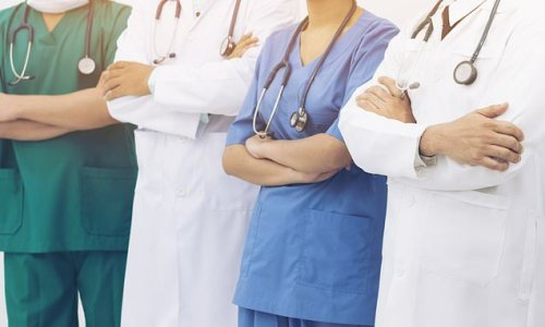Race row in South Africa as health officials advertise for 100 new doctors - but white people are told not to apply