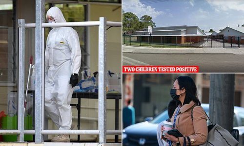 Three children 122km from Sydney test positive to Covid