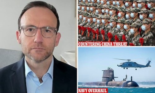 Greens leader Adam Bandt slams Australia's planned nuclear submarines