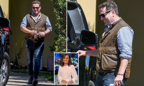 Karl Stefanovic at home Nine said he was on 'special assignment'
