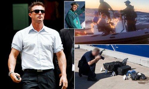 Olympic shock as kayaker JAILED over $200million cocaine plot