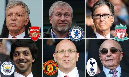 MARTIN SAMUEL: The European Super League is a plastic competition