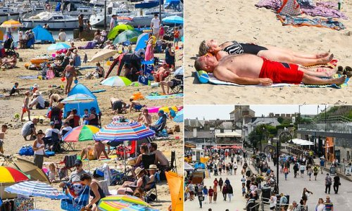 Scientists warn Britain could see heatwaves of 40C in the next decade