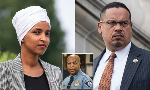 Ilhan Omar and Keith Ellison endorse measure to replace MPD