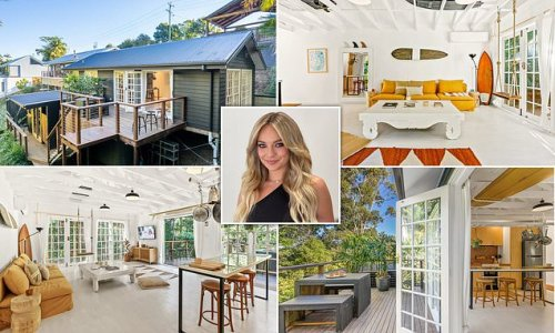 Abbie Chatfield drops $1.45 million on two bedroom Bryon Bay cottage