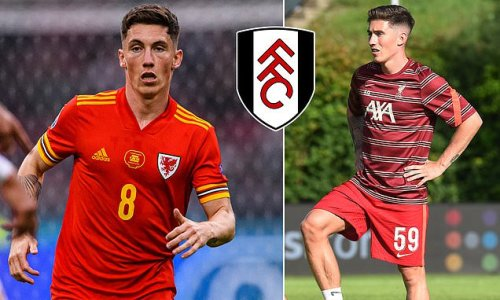 Liverpool's Harry Wilson set for permanent move to Fulham