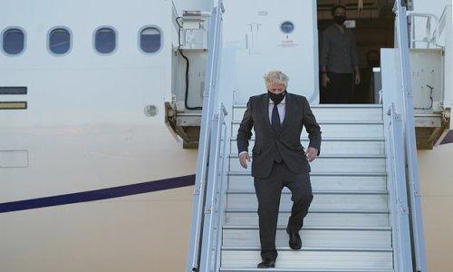 Boris Johnson to tell Jeff Bezos: 'Pay your UK taxes'