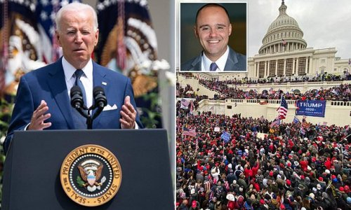 Biden taps corruption prosecutor to run office trying Capitol rioters