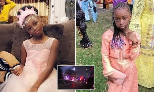 Police officers DID fire shots that killed eight-year-old girl