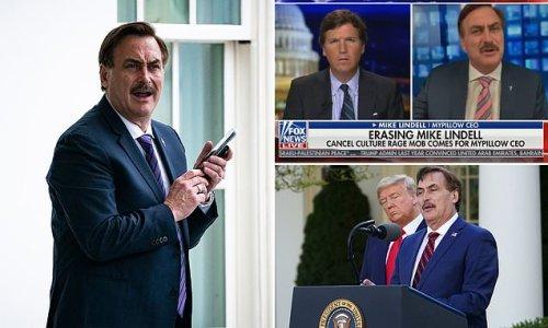 MyPillow CEO pulls ads from Fox News after disagreement