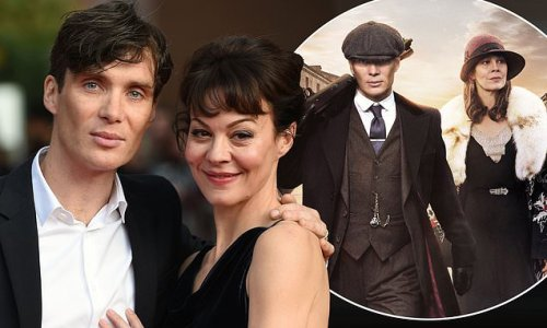 Cillian Murphy discusses filming Peaky Blinders without Helen McCrory