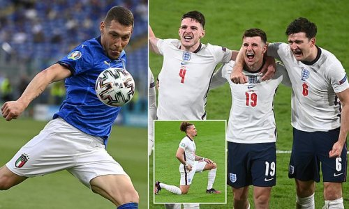 England to play in home kit against Italy for the Euro 2020 final