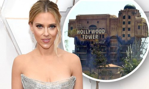 Scarlett Johansson to star and produce film Tower Of Terror for Disney