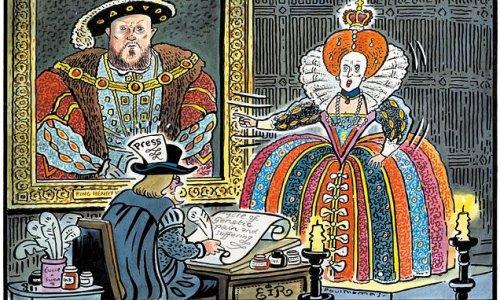 PAUL THOMAS on... Prince Harry's 'genetic pain'