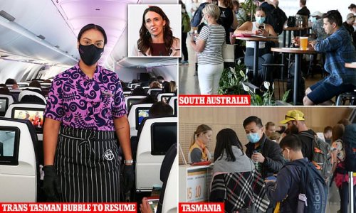 New Zealand travel bubble to restart for four Australian states