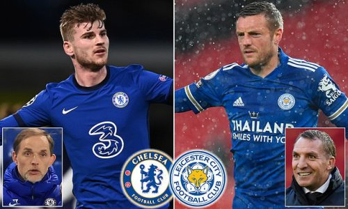 Will Jamie Vardy or Timo Werner come out on top in FA Cup final?