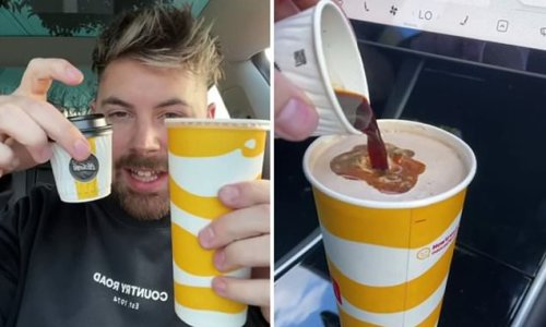 McDonald's coffee hack dubbed 'the best ever' but it costs $8.25
