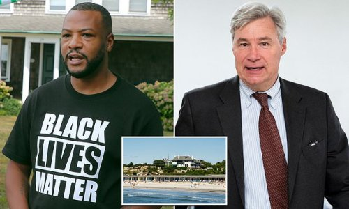 BLM warns they will protest if senator doesn't quit 'all white' club