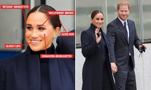Meghan Markle returns to 'red carpet style', says makeup artist