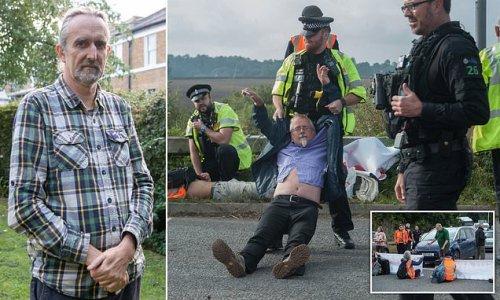 Mastermind of Insulate Britain's M25 blockade vows to humiliate Boris
