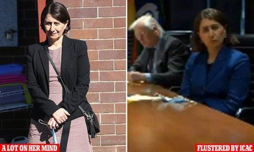 Excruciating 22 seconds finally explains why Gladys Berejiklian quit
