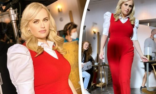 Rebel Wilson shows off weight loss and announces directorial debut