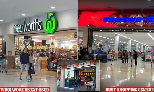 Kmart, Woolworths, Big W exposed to Covid in major Sydney Westfield
