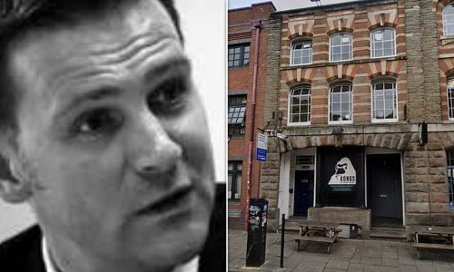 Barrister, 45, who sexually assaulted female colleague is disbarred