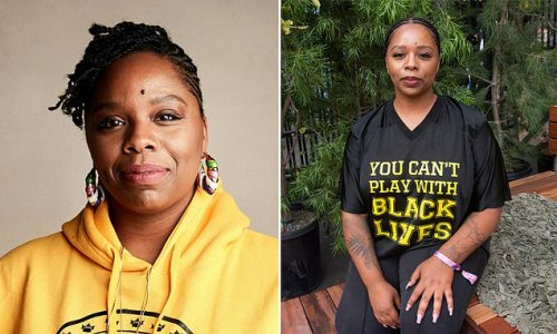 BLM co-founder's non-profit 'failed to disclose donations to the IRS'