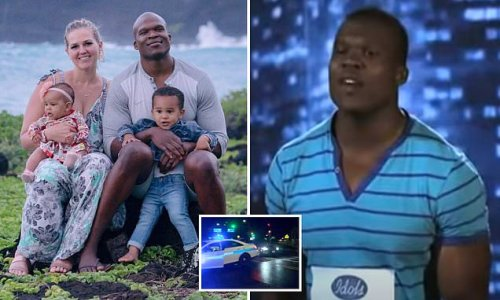 Zulu 'prince' South Africa Idol star is shot dead by cops in Hawaii