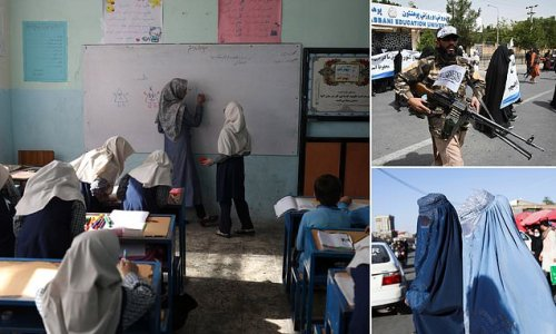Taliban excludes girls from returning to secondary school