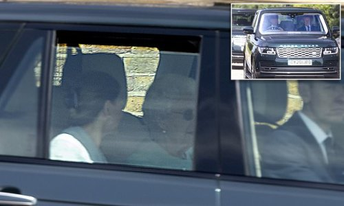 Queen leaves for Balmoral for first holiday without Philip