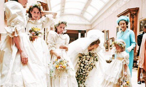 Charles and Diana's bridesmaids: Where are they now?