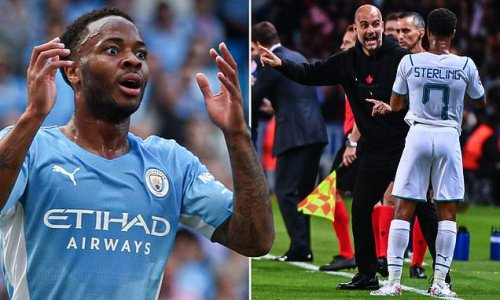 Where could Sterling go after admitting he could leave Man City?