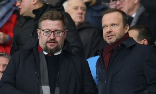Richard Arnold 'leading the race' to succeed Ed Woodward at Man United